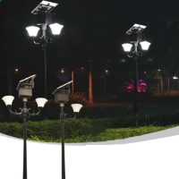 LED Garden Road Light