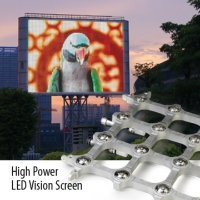 LED High Power Vision Screen