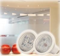 E10/ E11底座, 5W LED MR16 投射燈