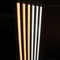 2, 4, and 8呎T8 LED燈管