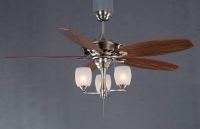 Lyra-Champagne lights Series of Ceiling Fan