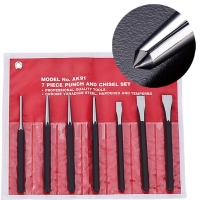 Chisel, Centering Punch, Cylinder Punch, Pricker, Chisel Set, Cold Chisel, Center Punch