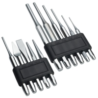 Chisels/Chisel Set/ Cylinder Punch/Straight Punch, Flat-edged Awl,
