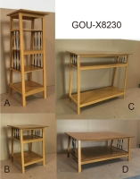 木頭組家具