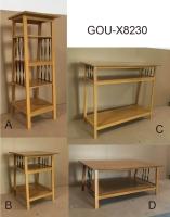 木头组家具