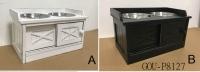 寵物碗與收納櫃