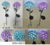 花朵太阳能