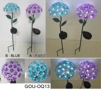 花朵太陽能