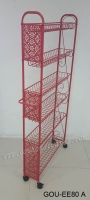 Cens.com ROLLING SLIM STORAGE RACK G.O.U. INTERNATIONAL CO., LTD.
