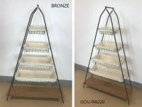 Cens.com BATHROOM STORAGE RACK G.O.U. INTERNATIONAL CO., LTD.