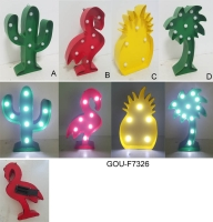 Cens.com Solar-powered Light Decoration G.O.U. INTERNATIONAL CO., LTD.
