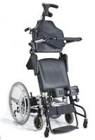 Hero4 Hand-operated standing wheelchair