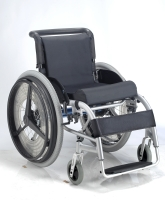 特殊单手操作轮椅