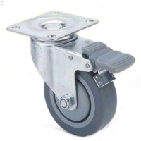 Cens.com 75mm TPR casters Y.H CASTER CO., LTD.