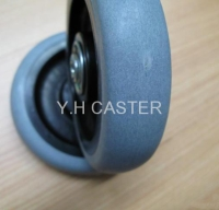 TPR conductive casters