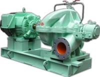 Cens.com Horizontal single suction two stages volute pump SAN TAI MACHINERY MFG. CO., LTD.