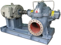 single stage double suction pump