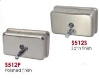 Horizontal Soap Dispenser