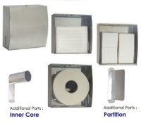 Multi-Purpose Unit Tissue and Paper Towel Dispenser
