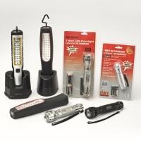 可充電式LED工作燈