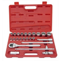 "24PC 1/2"" Drive Socket Set"