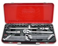 "35PC 1/2"" Drive Socket Set"