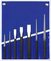 7PCS Punch & Chisel Set