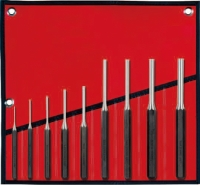 9PCS Pin Punch Set