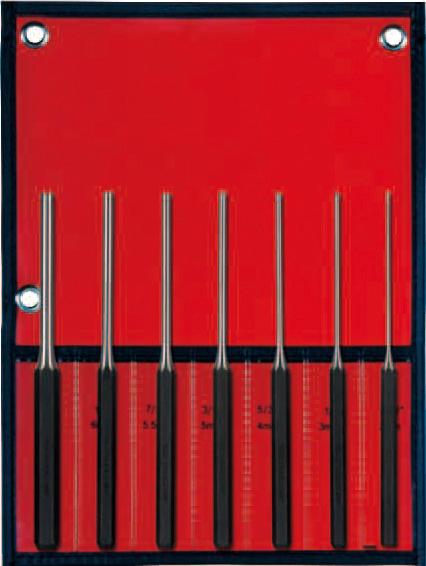 7PCS Pin Punch Set