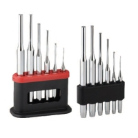 6PCS Pin Punch Set