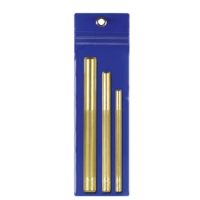 3PCS Brass Drift Punch Set