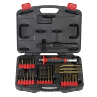 27PCS Interchangeable Punch & Chisel Set