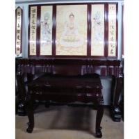 Mahogany Altar (H 7`)