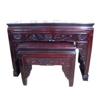 Mahogany Altar (H 5`8)