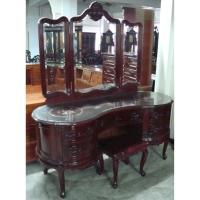 Mahogany Dresser