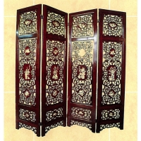 Mahogany Screen