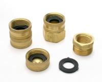 銅質管接頭