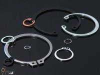 軸 / 穴用扣環