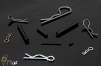 Cens.com Snap Pin. R Pin, JIS B1351 / Spring Pin. DIN1481, JIS B 2808 MING SHEANG DETAILED INDUSTRIAL CO., LTD.