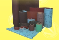 Coated Abrasive Roll