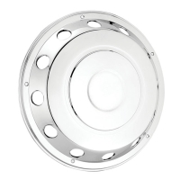 Wheel Cover for Truck/Bus