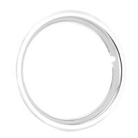 Steel Chromed Trim Ring