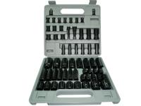 60pcs 3/8 & 1/2 Drive Socket Sets