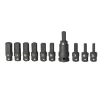 Impact Hex Bit Sockets25.27.30.40.45.50.55.60.70.80ML  TORX Bit SOCKETS(60L)