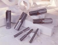Tungsten Carbide Thread Milling Cutter