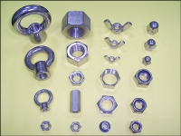 Stainless Steel Fasteners-Nuts