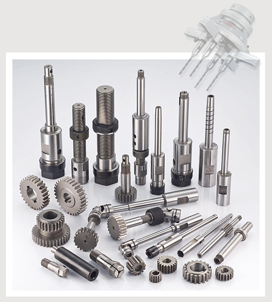 Multi-spindle Head, Multi-spindle Drilling Head, Multi-spindle Head Part and Accessory