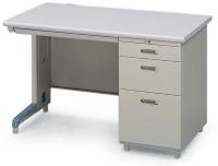 Cens.com 單邊三抽辦公桌 明台鋼製傢俱行
