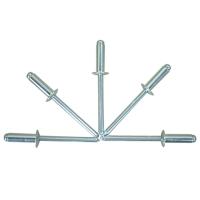 Aluminum Rivet With Aluminum Mandrel