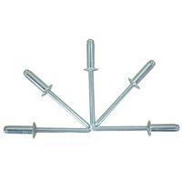 Aluminum Rivet With Steel Mandrel